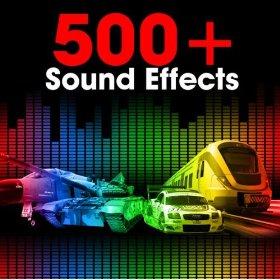 500 Sound Effects