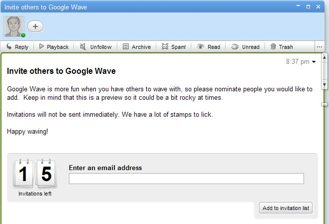 google-wave-free-invitations