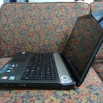 ASUS N61JQ-X1 Right