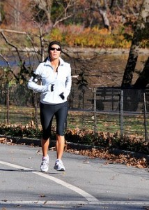 Morning Jog at the Central Park