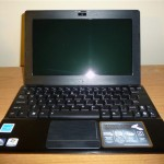 ASUS 1018P front open-lid