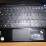 ASUS 1018P keyboard