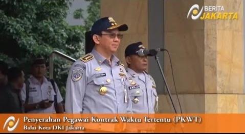 Hope for Traffic in Jakarta